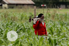 Growing Food Security in Kenya Video